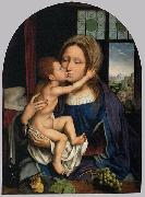 Quentin Matsys Virgin and Child oil painting reproduction