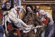 Rogier van der Weyden The Deposition oil painting reproduction