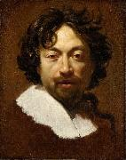 Simon Vouet Self-portrait. oil painting reproduction