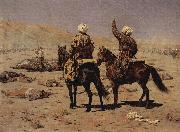 Vasily Vereshchagin uber den Krieg oil painting reproduction