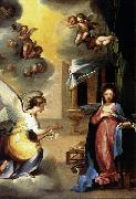 Ventura Salimbeni The Annunciation oil painting reproduction