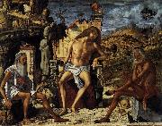 Vittore Carpaccio The Meditation on the Passion oil painting artist