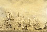 Battle of the Sound, 1658.