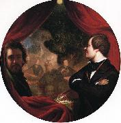 Mann S. Valentine and the Artist