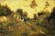 William Morris Hunt Landscape oil painting reproduction