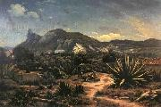Alessio Baldovinetti Plantation in Botafogo oil painting reproduction