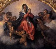 Andrea del Sarto Assumption of the Virgin oil painting reproduction