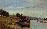 Camille Pissarro Argenteuil oil painting reproduction