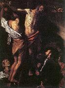 Crucifixion of Saint Andrew