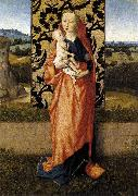 Dieric Bouts Virgin and Child oil painting reproduction