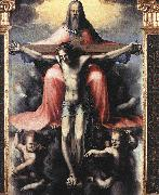 Domenico di Pace Beccafumi Trinity oil painting reproduction