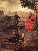 Filippino Lippi Allegory oil painting reproduction