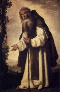 Francisco de Zurbaran St Anthony Abbot oil painting on canvas