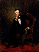 George P.A.Healy Abraham Lincoln oil painting