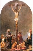 Giulio Carpioni Crucifixion oil painting reproduction