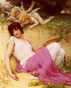 Guillaume Seignac L'innocence oil painting reproduction