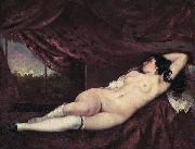 Nude Reclining Woman