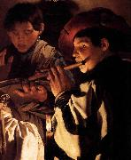 Hendrick ter Brugghen The Concert oil painting reproduction