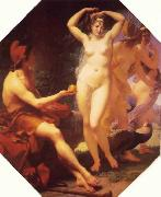 Henri Regnault The judgement of Paris oil painting reproduction