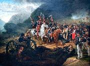 Battle of Somosierra.