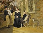 Thomas Dawson and His Family