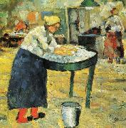 Kazimir Malevich Laundress oil painting reproduction