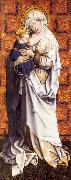 Master Of Flemalle Virgin and Child oil painting reproduction