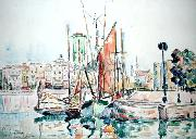 La Rochelle - Boats and House