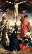 Rogier van der Weyden Crucifixion oil painting reproduction