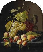 A Still Life with Grapes