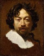 Simon Vouet Self portrait oil painting reproduction