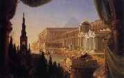 Thomas Cole The Architects Dream oil painting reproduction