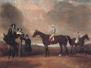 Abraham Cooper The Day Family oil painting reproduction