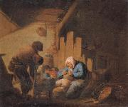 Adriaen van ostade Sight oil painting reproduction