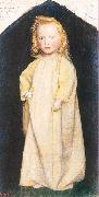 Arthur Devis Edward Robert Hughes as a Child oil painting picture wholesale