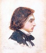 Arthur Devis Self-Portrait oil painting picture wholesale