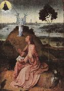 BOSCH, Hieronymus St. John on Patmos oil painting picture wholesale