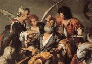Bernardo Strozzi The Healing of Tobit oil painting picture wholesale