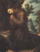 St.Francis in Prayer