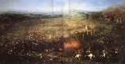 The Battle of Lutzen
