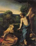 Correggio Noli me tangere oil painting picture wholesale