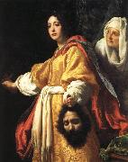 Cristofano Allori Judith with the Head of Holofernes oil painting reproduction