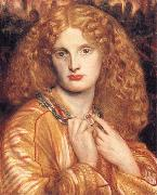 Dante Gabriel Rossetti Helen of Troy oil painting reproduction