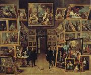 David Teniers The Gallery of Archduke Leopld Wilhelm oil painting picture wholesale