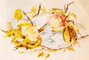 Demuth, Charles Peaches oil painting