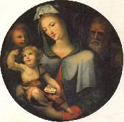 The Holy Family with the Young St.John