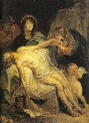 Dyck, Anthony van The Lamentation oil painting