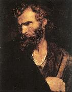 Dyck, Anthony van Apostle Jude oil painting