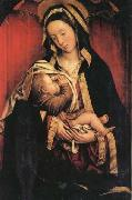 FERRARI, Defendente Madonna and Child oil painting reproduction