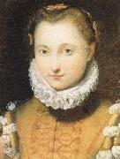 Portrait of a Maiden